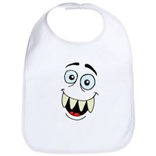 Friendly Monster Bib