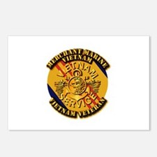 USMM - Merchant Marine - Vietnam Vet Postcards (Pa