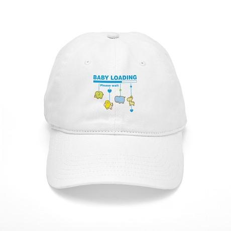 Baby boy loading Baseball Cap
