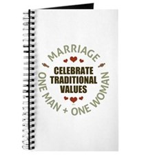 Celebrate Traditional Values Journal