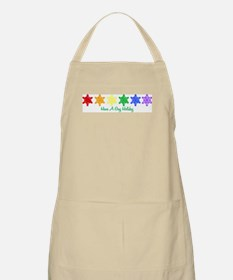 Have A Gay Holiday BBQ Apron