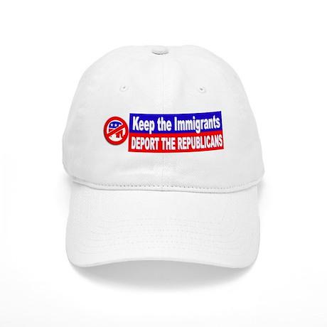'Deport the Republicans' Baseball C