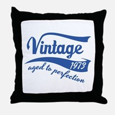 Vintage 1973 aged to perfection birthday design Th