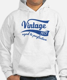 Vintage 1973 aged to perfection birthday design Ho