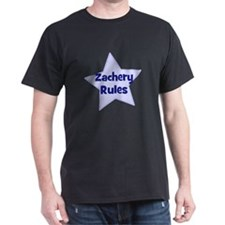 Zachery Rules T-Shirt