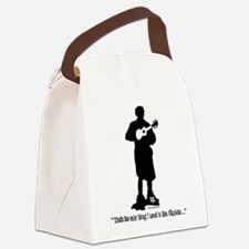 Only Need This Uke Canvas Lunch Bag