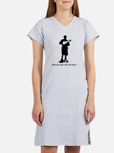 Only Need This Uke Women's Nightshirt