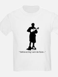 Only Need This Uke T-Shirt