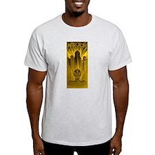 Metropolis 1927 Movie Poster T-Shirt