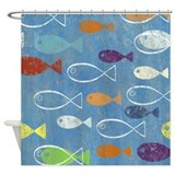 Fish Bathroom Décor