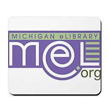 MeL, the Michigan eLibrary Mousepad