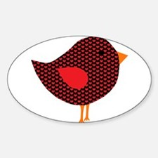 Love Bird Decal