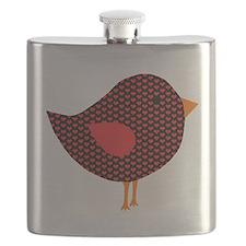 Love Bird Flask