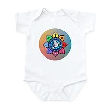Many Paths to One God Infant Bodysuit