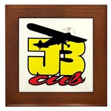 J-3 CUB Framed Tile