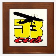 J-3 CUB Framed Tile