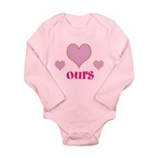 Cool Mining Long Sleeve Infant Bodysuit