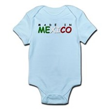 Made in Mexico Baby Onsie
