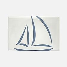segeln Rectangle Magnet