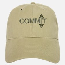 COMMIT - Fit Metal Designs Baseball Baseball Cap