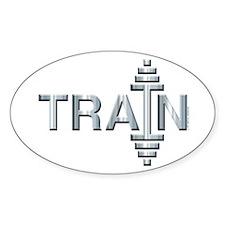 TRAIN -- Fit Metal Designs Decal