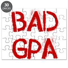 BAD GPA Puzzle