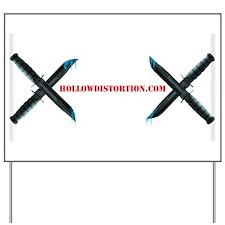 XHDX Logo Yard Sign