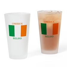 Limerick Ireland Drinking Glass
