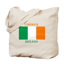 Limerick Ireland Tote Bag