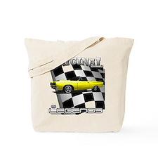 New Musclecar Top 100 1970 Tote Bag