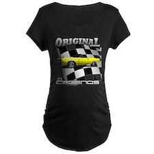 New Musclecar Top 100 1970 Maternity T-Shirt