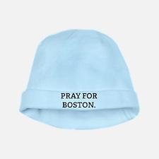 Pray for Boston. baby hat