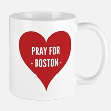 Pray for Boston Mug