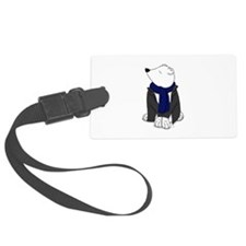 Snooty Luggage Tag