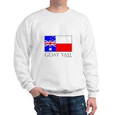 Aussie Gday Ya'll Sweatshirt