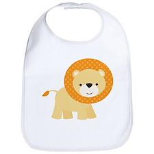 Cute Little Lion Bib