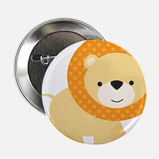 """Cute Little Lion 2.25"""" Button"""