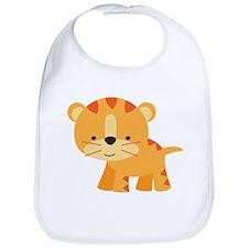 Cute Little Tiger Bib