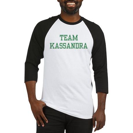 TEAM KASSANDRA Baseball Jersey