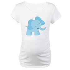 Cute Little Blue Elephant Shirt