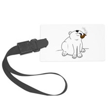 Time to Relax Luggage Tag