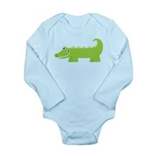 Cute Little Alligator Body Suit