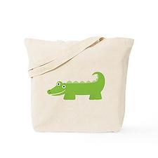 Cute Little Alligator Tote Bag