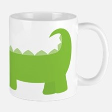 Cute Little Alligator Mug