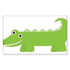 Cute Little Alligator Decal