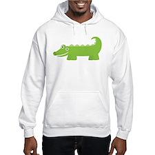 Cute Little Alligator Hoodie