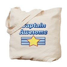 Captain Awesome2 Tote Bag