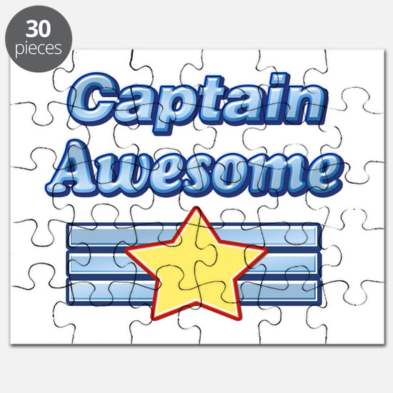 Captain Awesome2 Puzzle