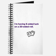 6-Sided Luck Journal