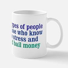 Dealing with Stress Mug